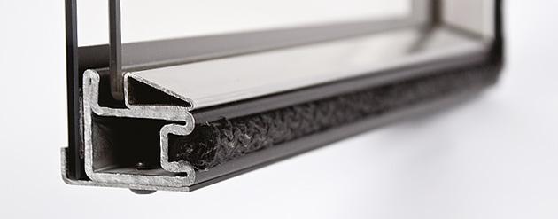 Krbové vložky Hoxter - stabilní dveřní profil