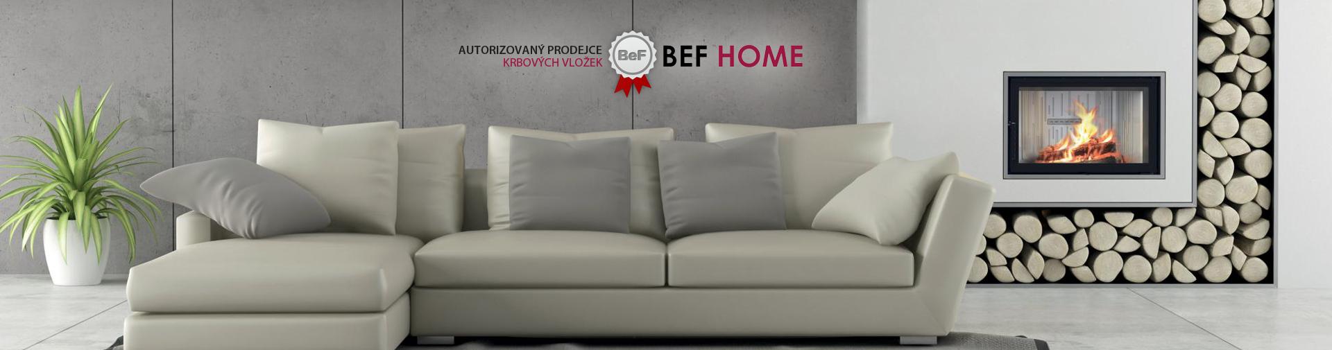 Krbové vložky BeF Home - Autorizovaný prodejce