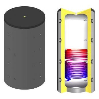 Schindler+Hofmann Akumulační nadrž s výměníkem TPSR