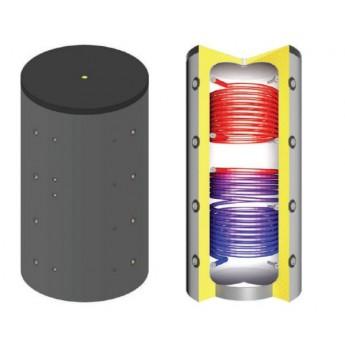 Schindler+Hofmann Akumulační nádrž se dvěma výměníky TPSRR