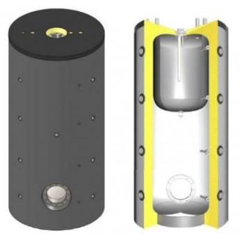 Schindler+Hofmann Kombinovaná akumulační nádrž THKE/F
