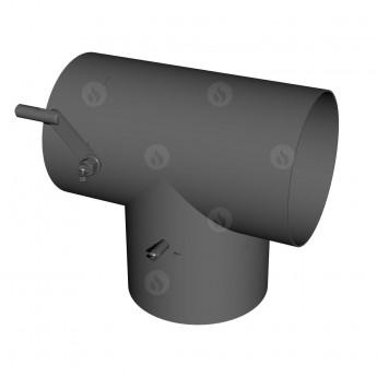 Romotop Dvoucestná RMT klapka 180
