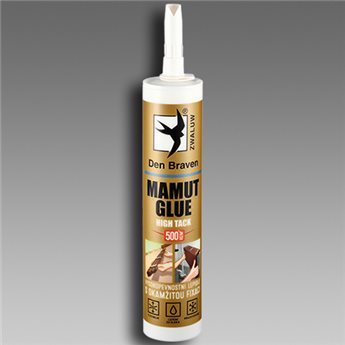 Lepidlo MAMUT GLUE (High tack) (04.40) kartuše 290 ml