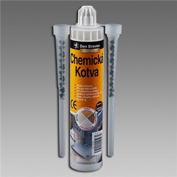 Chemická kotva POLYESTER (07.52a) 300 ml šedá