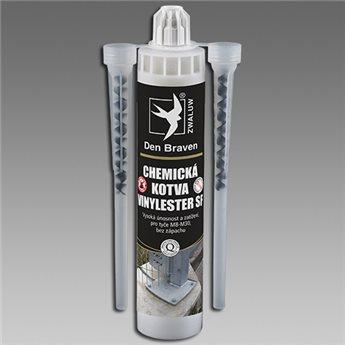 Chemická kotva VINYLESTER SF (07.51) 280 ml tmavě šedá