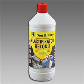 Plastifikátor betonů (07.92) 1 litr