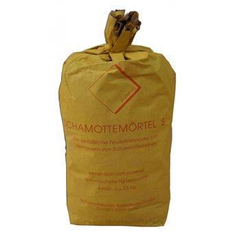 Schamottemortel Radeburg - šamotová malta 25 kg (DE)