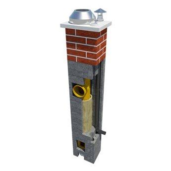 Komín Vario® pro kondenzační kotle