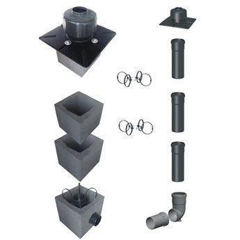 Komín Mini® pro kondenzační kotel