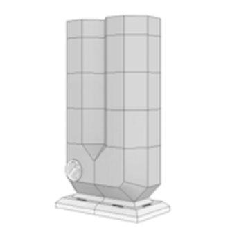 Ortner Akumulační výměník KMS 300
