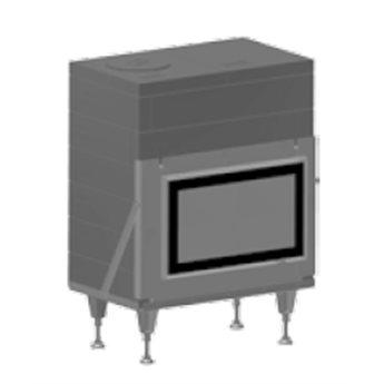 Ortner Ohniště GO13 - 69/42 pro regulaci hoření