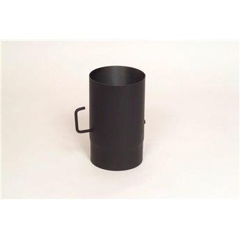 Trubka s klapkou tl. 2 mm pr.160/250 mm - dlouhé táhlo