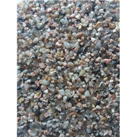 Báča MARMOSTONE Rosa Baveno - set 0,7 - 1,8 mm