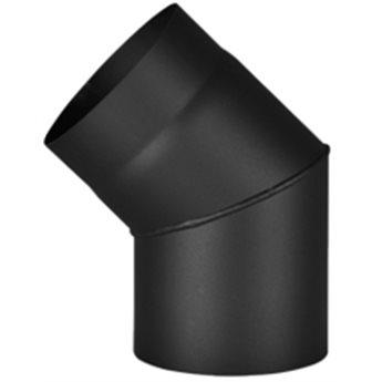 Přestavitelné koleno tl. 2 mm 45° pr. 200 mm - 2 gen.