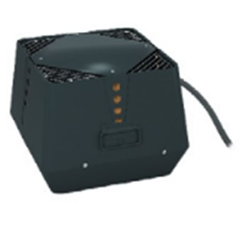 Komínový ventilátor RSVG - S vertikálním odtahem