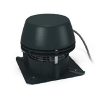 Komínový ventilátor RSHG - S horizontálním odtahem