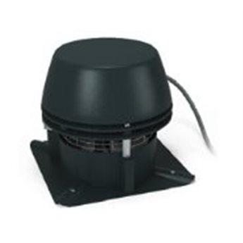 Komínový ventilátor RS - S horizontálním odtahem