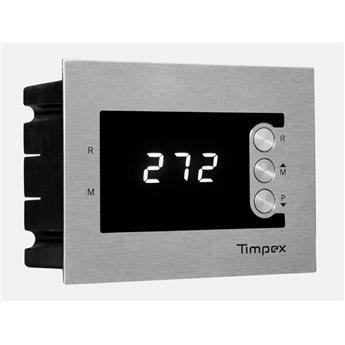 Timpex Reg200 / displej nerez - Set