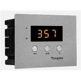 Timpex Reg100 / displej nerez - Set