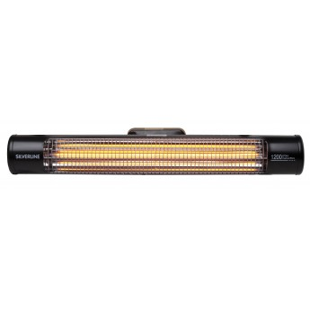 Infratopidlo Silverline Wall 1200W IP X4