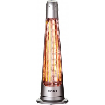Infratopidlo Silverline 1200W Digital IP X4