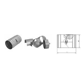 Potrubní filtr - 125 mm