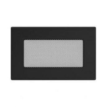KRATKI ventilační krbová mřížka 11x17 grafit