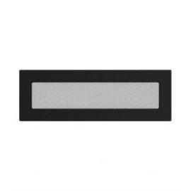 KRATKI ventilační krbová mřížka 11x32 černá