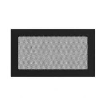 KRATKI ventilační krbová mřížka 17x30 grafit