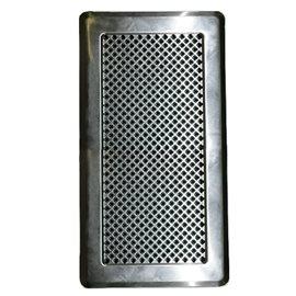 Mřížka K 4 - 335 x 195 mm chrom