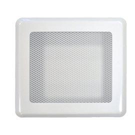 Mřížka KRL2 195x175 bílá jemná