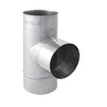 Kouřovod T-kus 90° Ø150 mm (Karl)