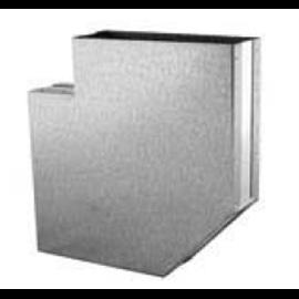 Koleno 90° – kanál (150 mm x 50 mm)