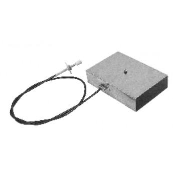 Ovládaná klapka – kanál (200 mm x 90 mm)