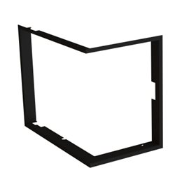 Zazdívací rámeček 1x90° FIRE ROHOVÁ