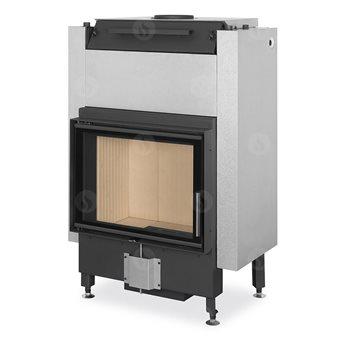 ROMOTOP Dynamic W 2g 66.50.01 - Krbová vložka s teplovodním výměníkem a dvojsklem