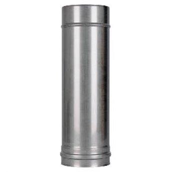 Kouřovod Roura Ø180/500 mm - 2 mm (Karl)