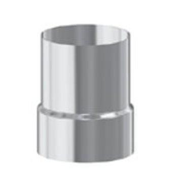 Redukce kouřovodů v zapojení po kouři Ø160/180 mm - 2 mm (Karl)