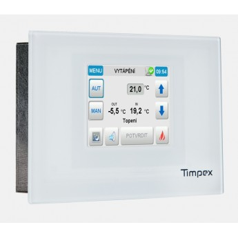 Timpex RegEQ / displej nerez - Set
