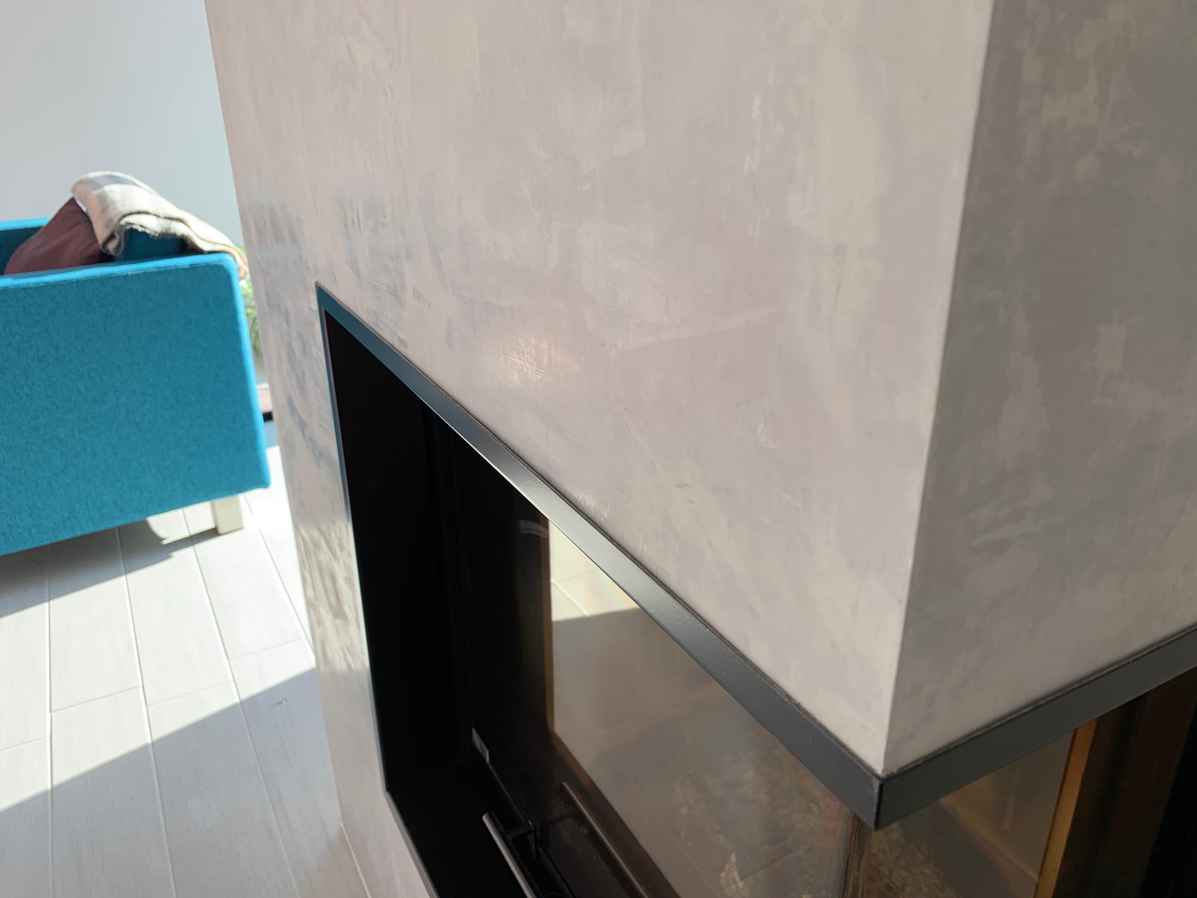 Stěrka Ortner Fresco, beton